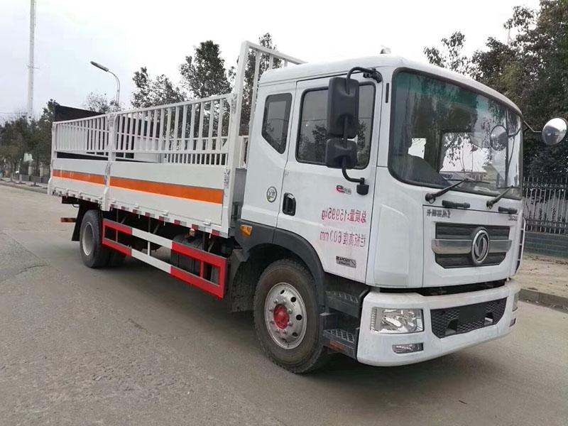 火狐体育电竞6.2米(10.8吨)气瓶车