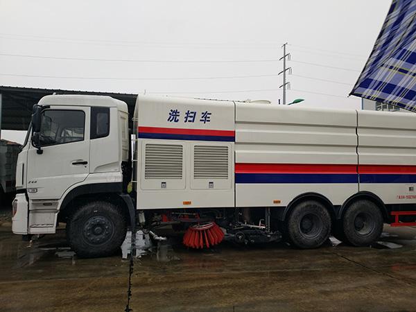 火狐体育电竞天龙洗扫车(国V)