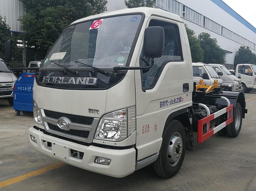 福田小卡(4方)车厢可卸式火狐体育直播平台下载