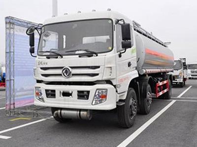 火狐体育电竞特商三轴20吨油罐车