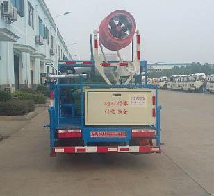 火狐体育电竞5吨国五绿化喷洒车